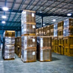 Warehouse Pallets